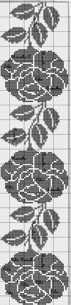 @nika Intarsia Patterns, Easy Crochet Patterns, Beading Patterns, Stitch Patterns, Knitting Patterns, Simple Cross Stitch, Cross Stitch Flowers, Filet Crochet Charts, Fillet Crochet