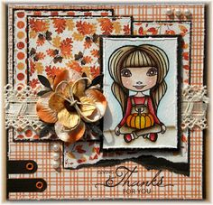La-La Land Crafts Inspiration and Tutorial Blog: Search results for pumpkin lala