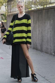via knit Grandeur