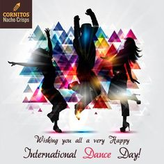 #internationaldanceday #dance #cornitos #nachos #danceday