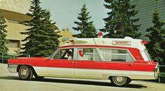 1965 Superior Cadillac Ambulance