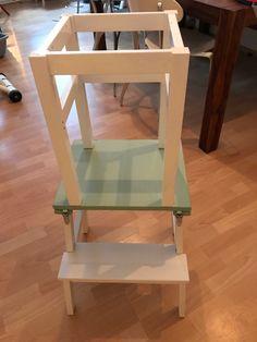 IMG_4583 Montessori, Learning Tower, Stool, Chair, Diy Hacks, Diy For Kids, Furniture, Home Decor, Diy Baby