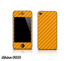 iPhone 4 4s Skin 0035 by Iskinn on Etsy, $14.99