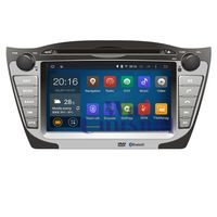 2015 Hot 1024*600 Quad Core 16G 7'' Pure Android 4.4.4 Car DVD Player for HYUNDAI TUCPON IX35/ for TUCPON IX 2009- Free Shipping