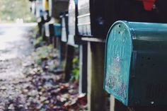 Combining mail accounts