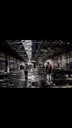 Abandoned building shot   #abandoned #photography #architecture