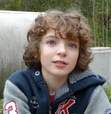 It is Fergus -- 13-year-old French actor Romann Berrux's page shows him playing FERGUS!