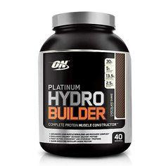 Platinum Hydrobuilder 2080 г от Optimum Nutrition. В магазине спортивного питания FitKing.ru!