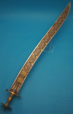 Indian sossun patta sword.