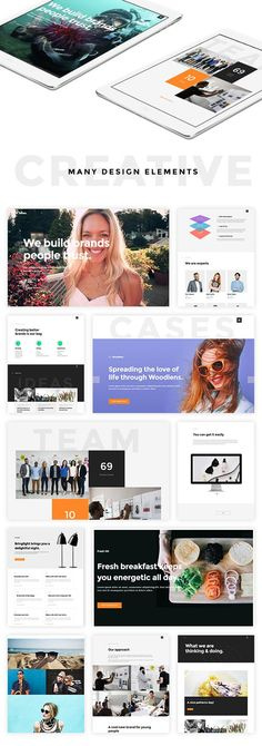 Jekeo - Creative WordPress Theme #design #gallery #minimal • Available here ➝ https://themeforest.net/item/jekeo-creative-wordpress-theme/20464258?ref=rabosch