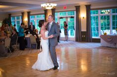 Michelle & Brendan: River Stone Manor