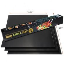 a.BBQ Grill Mats, a.BBQ Grill Mats direct from Ningbo Yinzhou Tianta Applying Technology Institute Of Fluorine And Silicone Co., Ltd. in China (Mainland)  e-mail: tianta08@ptfeglassfiber.com Skype: wzqfly1989 WhatsApp: 008615067420097 Website: www.chinatianta.com