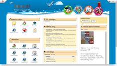 Customise your School Home Page with your favorite resources and content