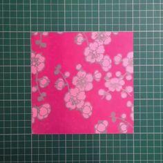 Cherry blossom origami twist box  #origami #AllNaturalVines #stopmotionanimation #stopmotion #UKartVINERS #practicalbox #LNIC #crafts