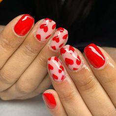 Los mejores diseños de uñas para celebrar el dia de los enamorados . San Valentin Nails 2021 #nails #sanvalentin #love #manicura #manicure #hearts #art #amor Nails, Love, Twitter, Best Nail Designs, Nailed It, Finger Nails, Amor, Ongles, Nail