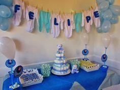 Tricksy Knitter by Megan Goodacre Baby Tea, Baby Shawer, Shower, Birthday, Party, Prints, Diy, Milena, Bernardo