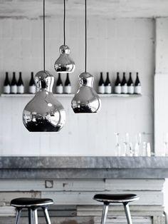 zilverkleurig - hanglamp