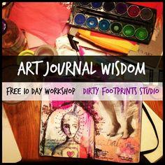 Art Journal Wisdom