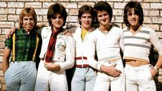 The invention of boy bands became an industry thanks to the Bay City Rollers. Bay City Rollers, 70s Glam Rock, Cher Bono, Tiger Beat, Teen Guy, Rock And Roll Bands, Teenage Dream, No One Loves Me, Men Looks