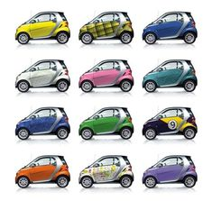 Good Car2go Wraps On Behance | Wraps Smart Car | Pinterest | Wrapping, Smart Car  And Dream Garage