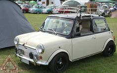 Tuck In Time people & we close the show with a sweet little RetroRod with its tentage as ever. Goodnight folks