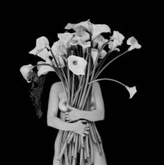 Flor Garduño, Abrazo de luz, Photographie