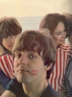 WOW!! I think Paul and George liked it