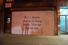 Adam McEwen at 212 Bowery