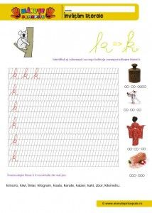 K Archives - Manute Pricepute Cursive Letters, Stories For Kids, Word Search, Kindergarten, Activities, Reading, Words, Montessori, Homeschooling