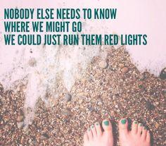 Red Lights ~ Tiesto