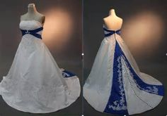 Royal Blue Wedding Dresses - Bing Images