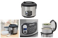 Giveaway: Aroma Rice Cooker from Aroma. Quick & easy to enter!