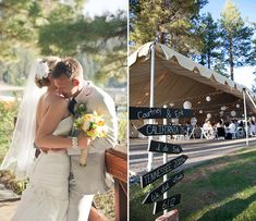 A Small & Intimate Zephyr Cove Resort Wedding at Lake Tahoe   Fab You Bliss
