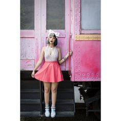 shanna fisher ❤ liked on Polyvore featuring melanie martinez and pictures