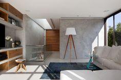 Decor sala - cimento