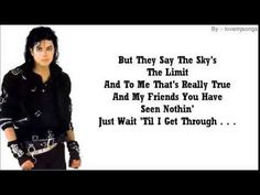 michael jackson - bad (lyrics) heard on one of the CDs after his untimely death (RIP) from quincy jones that michael wrote this song with the idea of having prince in  a dialogue with michael - but prince deferred