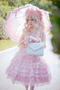 I got: Hime Lolita! Which type of Lolita are you? Japanese Street Fashion, Tokyo Fashion, Harajuku Fashion, Kawaii Fashion, Cute Fashion, Rock Fashion, Girl Fashion, Estilo Lolita, Lolita Cosplay