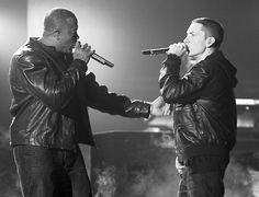Dr. Dre and Eminem