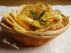 patatine chips homemade
