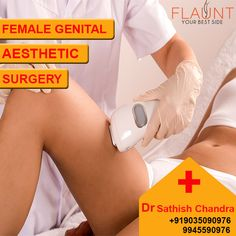 Female Genital aesthetic surgery. Please visit us- www.cosmeticsurgerymangalore.com