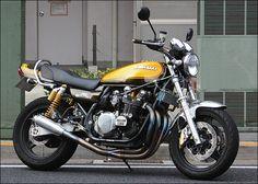 Kawasaki 750cc