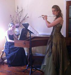'Classical Occasion' can perform at your wedding as a duo. Duos include: Piano & Violin Piano & Cello Piano & Flute Violin & Cello Harpsichord / Piano