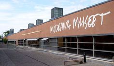 "Moderna Museet (""the Museum of Modern Art""), Stockholm, Sweden, is a state museum for modern and contemporary art located on the island of Skeppsholmen in centr... Get more information about the Moderna Museet on Hostelman.com #attraction #Sweden #museum #travel #destinations #tips #packing #ideas #budget #trips"