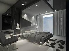 futuristic spaceship bedroom - Google Search