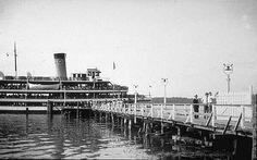 SS Mount Vernon at Marshall Hall.