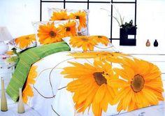 Sunflower Themed Room Decor