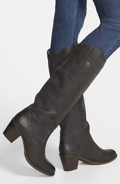Frye 'Jackie Button' Boot. And, these babies are mine!!!