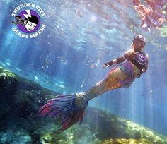 Meet Spikey Wayles on todays Spikey is a real-life mermaid she makes custom crochet stuffies (Check out Spikey Mermaid Crafts) and she's a certified Florida Master Naturalist through the UF/IFAS Florida Master Naturalist Program. Thunder City, Deland Florida, Real Life Mermaids, Fun Fact Friday, Mermaid Crafts, On Today, Sirens, Derby, Wings
