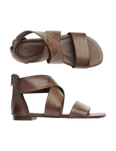 Wide strap sandals - Remind me of the late 80's