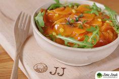 Mrkev na zázvoru Tofu, Thai Red Curry, Favorite Recipes, Ethnic Recipes